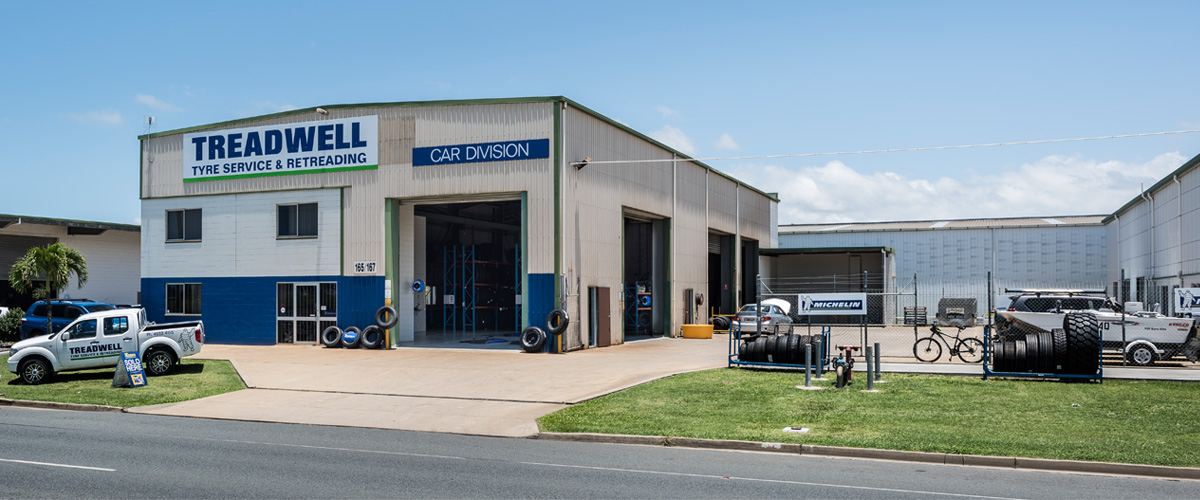 Treadwell Tyre Services - Tyres and Batteries